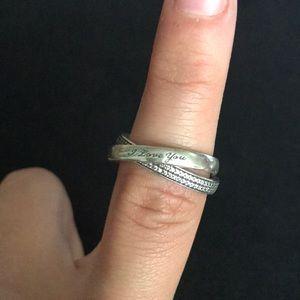 Pandora Sweet Promise Ring